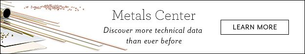 Metals Center Category Banner